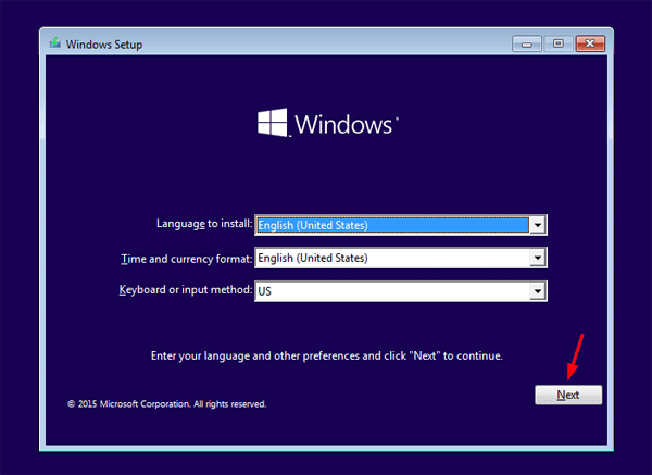 how to get to recovery points windows 10