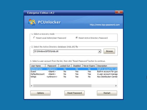 windows password key enterprise full version