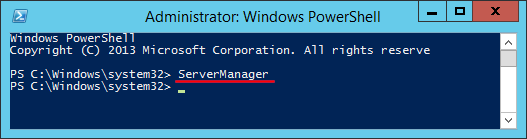 5 Ways to Launch Server Manager in Windows Server 2012 | Password