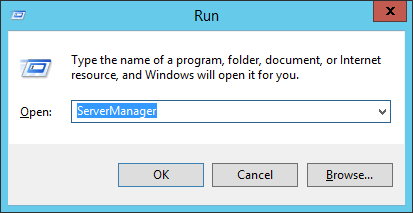 run-server-manager