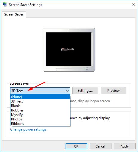 disable fast logon windows 7 gpo screensaver prioritycam