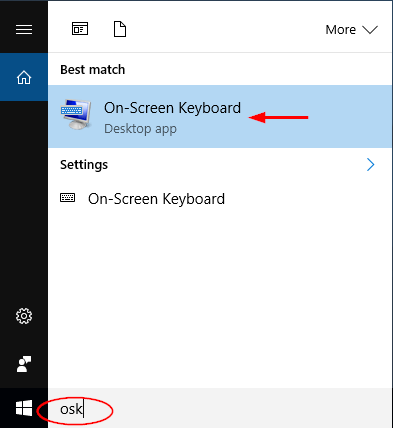 search-on-screen-keyboard