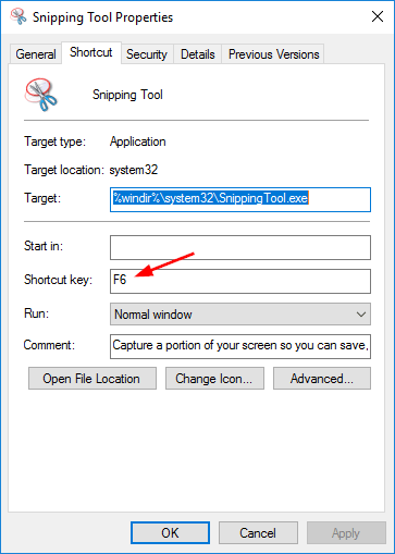 snipping-tool-keyboard-shortcut