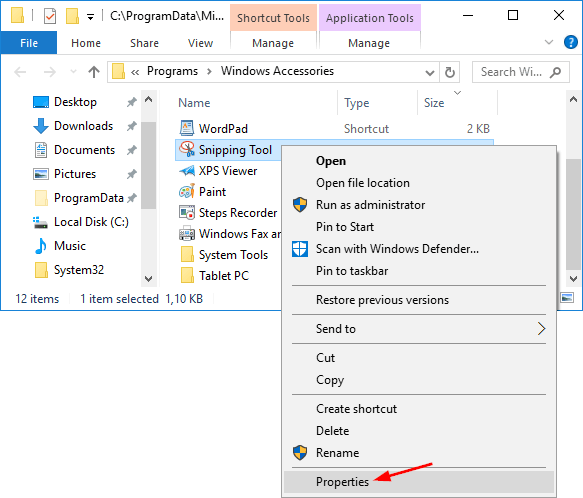 Quick Ways to Open Snipping Tool in Windows 10 | Password