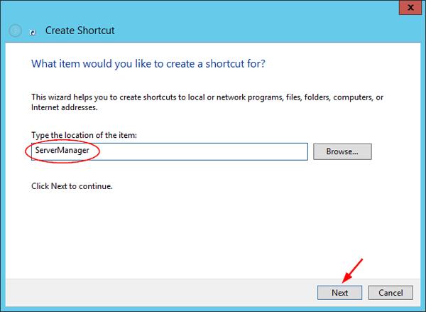 specify-shortcut-location