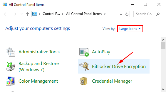 bitlocker-drive-encryption