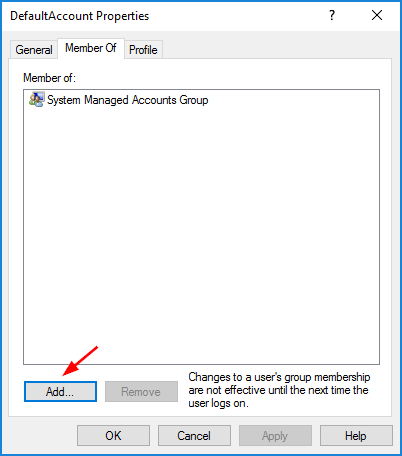 default-account-groups