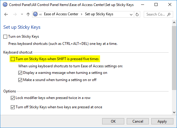 disable-sticky-keys-popup
