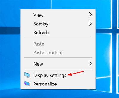 Tutorial: Change Screen Resolution in Windows 10 | Password Recovery