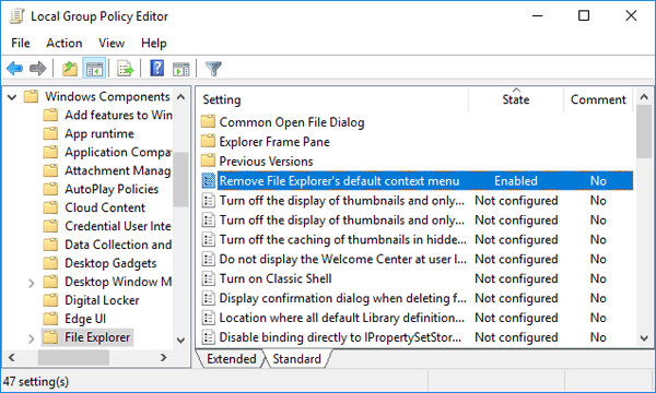 explorer-context-menu-policy