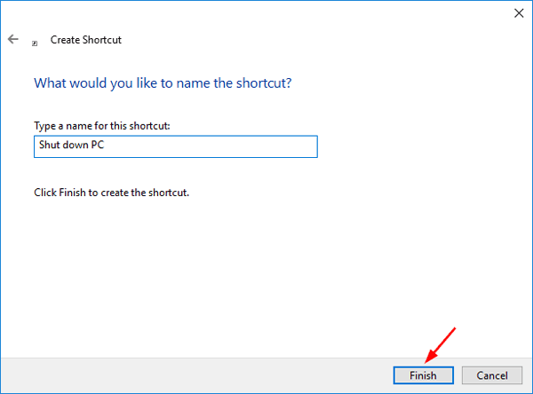 name-a-shortcut