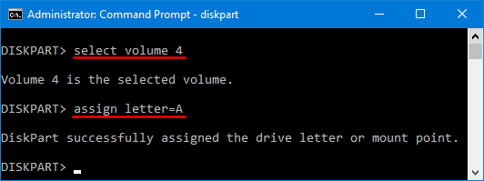 change-drive-letter-from-cmd