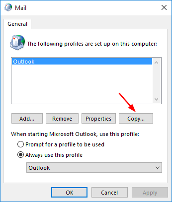 copy-outlook-profile