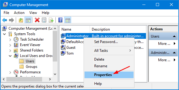 """Fix: """"User must change password at next logon"""" option greyed out in"""