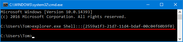 how to open run command in win 10