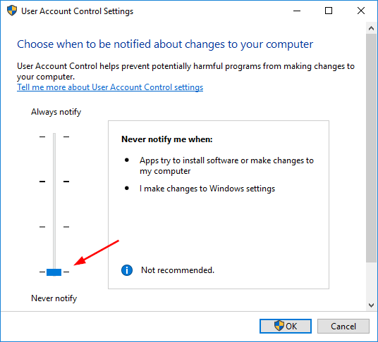 3 Ways to Turn On / Off UAC in Windows 10 | Password Recovery