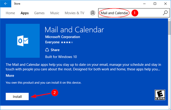 install-mail-and-calendar