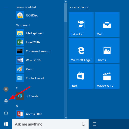 How to Enable / Disable Camera (or Webcam) in Windows 10 | Password