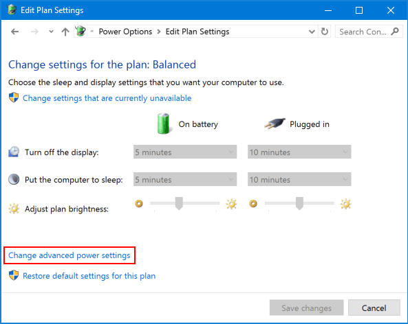 how to change system password in windows 10