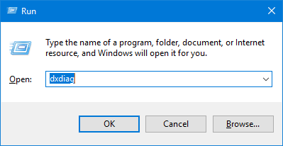 How to Run DirectX Diagnostic Tool in Windows 10 | Password Recovery