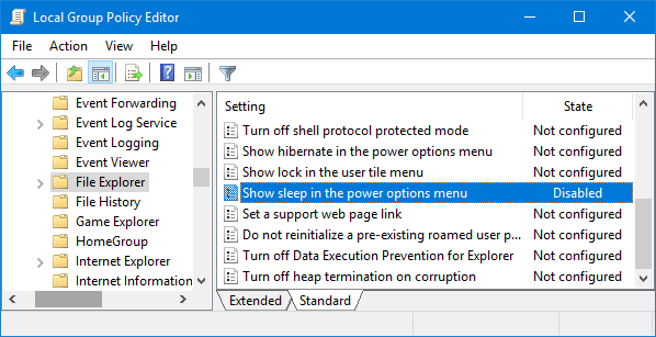 show-sleep-in-power-options-menu