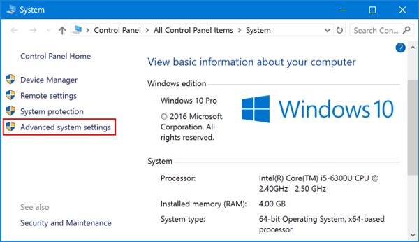 how to change windows 10 swap file change