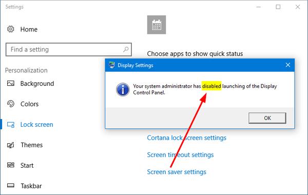 unable-change-screen-saver