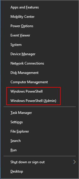 windows-10-replace-cmd-with-powershell