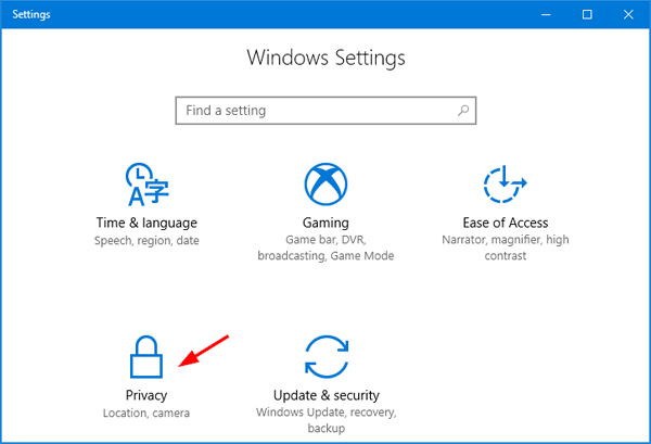 Restrict Windows 10 from Collecting Diagnostic and Usage Data