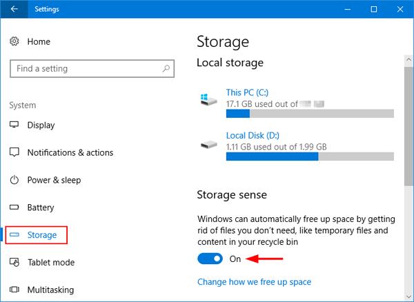 storage-sense