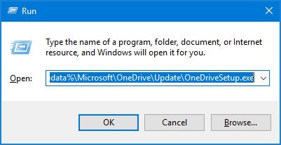 OneDriveSetup