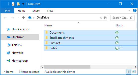How to Unlink (Sign Out) OneDrive from Windows 10 | Password Recovery