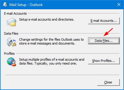 how to backup outlook 2007 emails to external hard drive