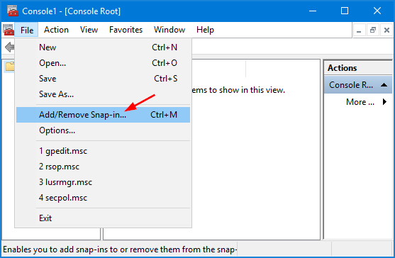 Apply Local Group Policy to Non-Administrators or Specific User in