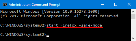 5 Simple Ways to Start Firefox in Safe Mode | Password Recovery