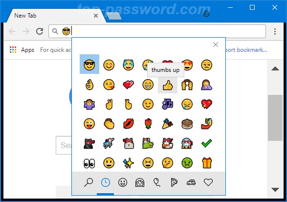 2 Ways to Access Emoji in Windows 10 | Password Recovery