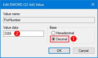 How to Change RDP Port for Windows Remote Desktop Connection