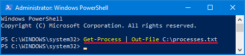 Check Running Processes Windows Command Line   Password Recovery