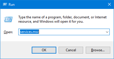 superfetch service could not be stopped windows 10