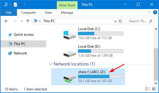 How to Map a Network Drive in Windows 10 | Pword Recovery Map Drive In Windows on horror window, diner window, mediterranean window, irish window, italy window, pull up window, french window,