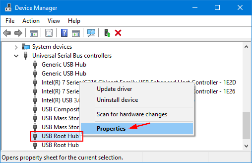 Set Windows to Power On / Off USB Devices in Sleep Mode | Password