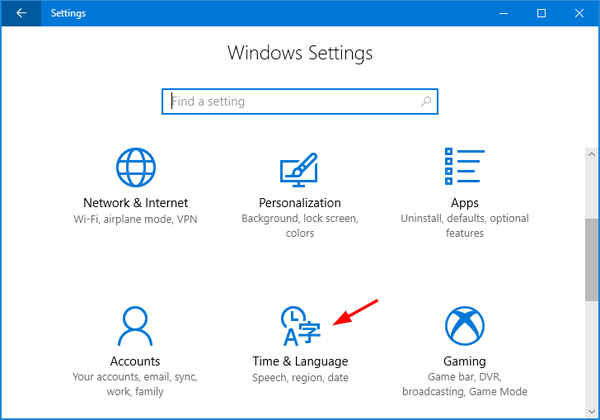2 Ways to Change or Add Language in Windows 10 | Password