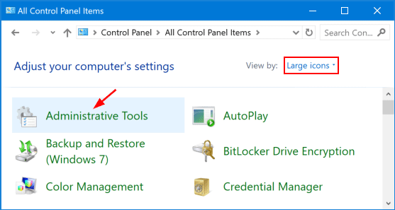 How to Open Print Management in Windows 10 / 8 / 7