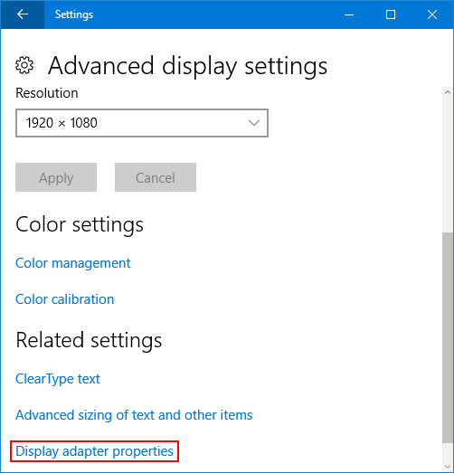 How to Change Monitor Refresh Rate in Windows 10 / 8 / 7