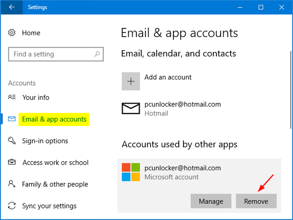 How to Completely Delete Microsoft Account on Windows 10 | Password Recovery