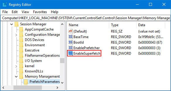 Disable Superfetch Windows 10 Cmd | Password Recovery
