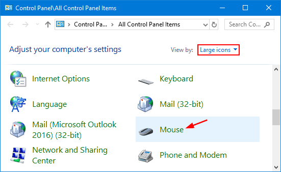 How to Change Mouse Sensitivity and Pointer Speed in Windows 10 / 8