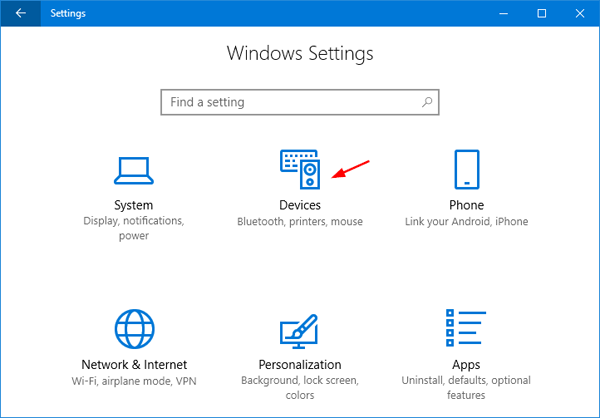 How to Open Mouse Properties in Windows 10 / 8 / 7