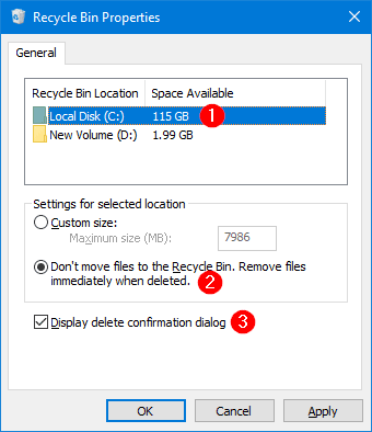 [Easy Guide] Delete Files Without Saving In Recycle Bin On Windows 10