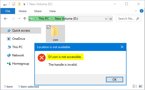 cannot open cmd in windows 10